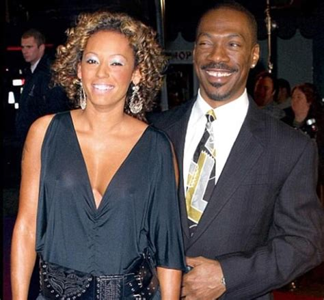 Mel B Taking Eddie To Court by Mel B Fights For Eddie Murphy In Court After Hubby