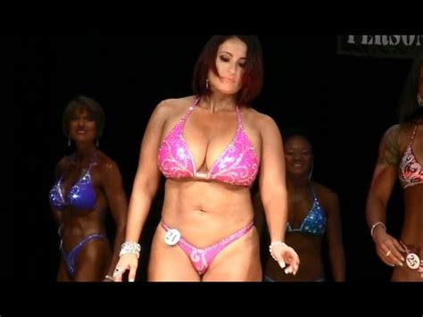 icy hot competitors women s figure competition youtube