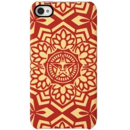 obey incase lotus shepard fairey obey iphone4 cover sumally サマリー