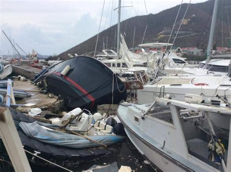 hurricane boats for sale bvi bvi nanny cay marina boat yard post hurricane irma 2017