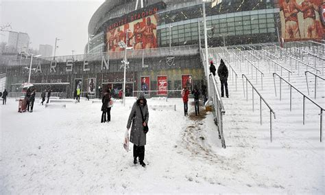arsenal postpone boxing day fixture islington archway premier league facing up to fixture chaos as seven matches
