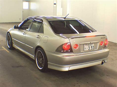 altezza car toyota altezza lexus is200 is300 tuning turbo jdm