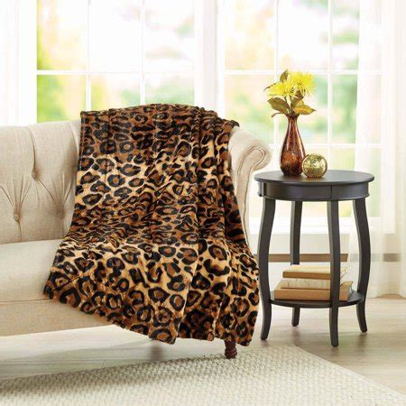 Better Homes And Gardens Throws by Better Homes And Gardens Faux Fur Throw Blanket Walmart