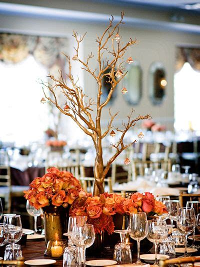mini tree centerpieces best 25 manzanita tree centerpieces ideas on