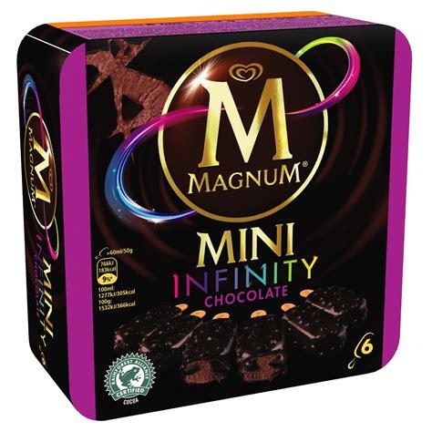 magnum infinity new magnum infinity offers chocolate pleasure