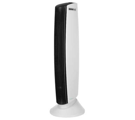 sharper image quadra ionic breeze air purifier   minute