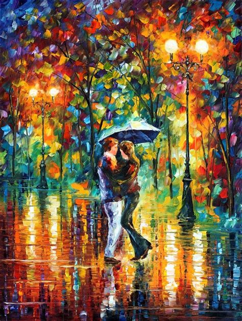 painting work love through leonid afremov s strokes 4ever21christina