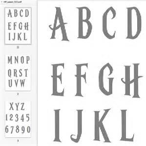 Harry potter book folding alphabets scrappystickyinkymess