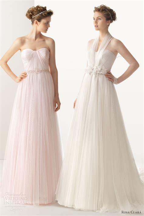 Soft Pink Wedding Gowns by Soft By Rosa Clar 225 2014 Wedding Dresses Wedding