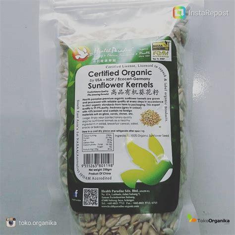 Biji Bunga Matahari Harga detil produk biji bunga matahari organik 250gr