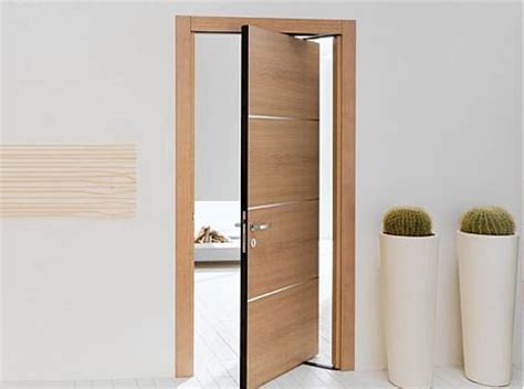 Interior Glass Doors Home Depot by Space Saving Double Swing Doors Pivot On Hidden Hinges