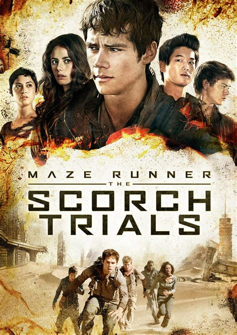 review film maze runner the scorch trials indonesia new scorch trials posters the maze runner photo