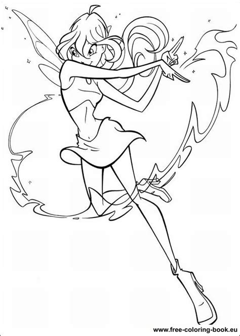 coloring pages winx club online coloring pages winx club printable coloring pages online