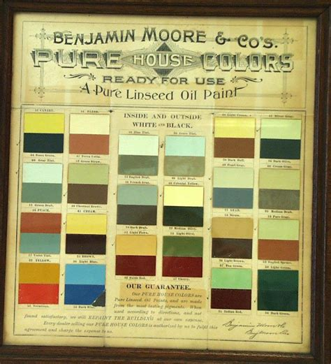 benjamin moor s color palette about 1880 decor