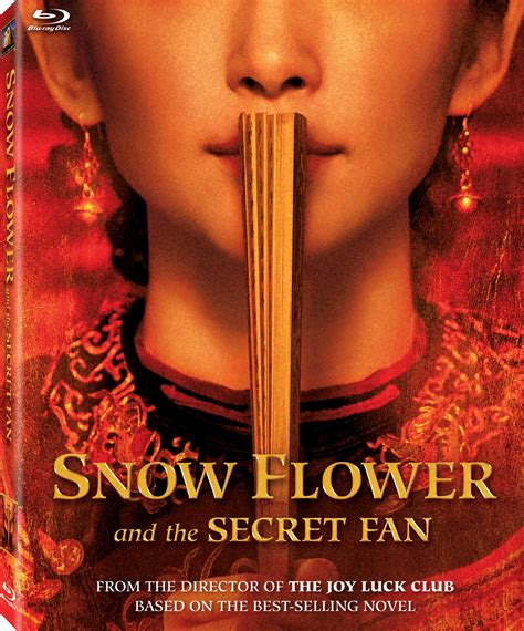 Flower And The Secret Fan Dvd Fox