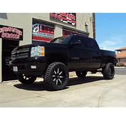 2013 Chevy 1500 75″ Lift 35's 22's  Extreme Motorsports
