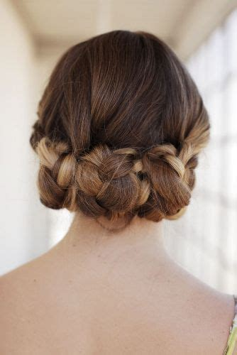 shoulderlength hairstyles could they be put in a ponytail 64 best images about wedding hair ideas on pinterest