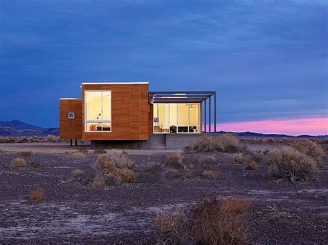 surprising home in the high nevada desert
