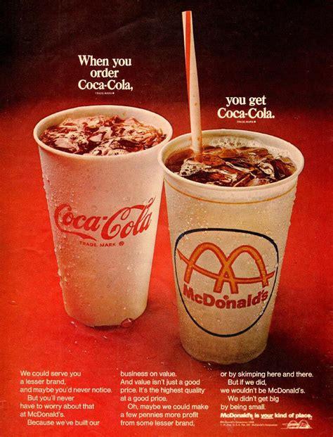 Original Thistime Brand 01 you deserve a today 1960s 1980s mcdonald s history