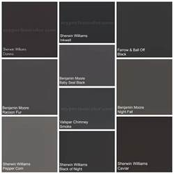 what colors make black paint houses design indulgence