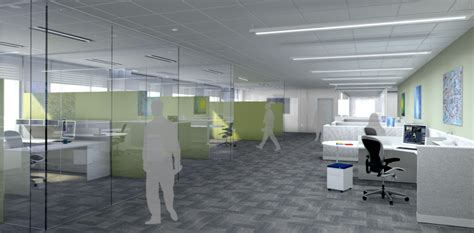 office interior rendering d interior rendering design and architectural concept part of office design modern interior