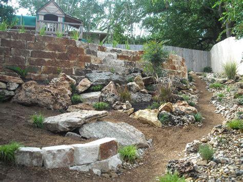 awesome gardens from rock garden ideas designoursign