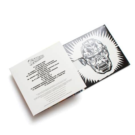 Esoteric Czarface Vinyl - czarface 7l esoteric inspectah deck limited bundle