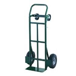 home depot dolly rental steel 700 lb capacity convertible truck