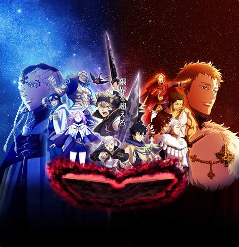 black clover zerochan anime image board