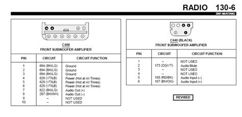 2001 ford mustang stereo wiring diagram wiring diagram
