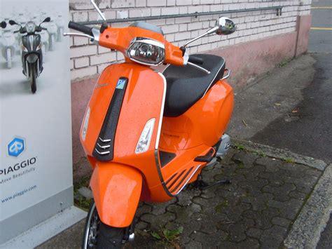 Vespa Sprint Iget motorrad occasion kaufen piaggio vespa sprint 125 abs iget