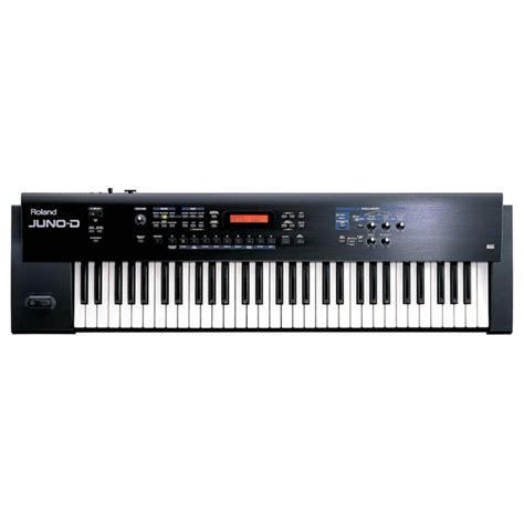 Keyboard Roland Synthesizer disc roland juno d keyboard synthesizer at gear4music
