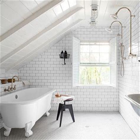 bathroom slope attic bathroom sloped ceiling design ideas