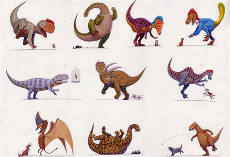 how to do a end pages how do dinosaurs choose their pets r