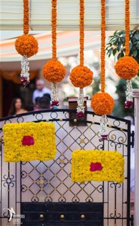 Genda Flower Decoration by 1000 Images About Diwali Decor Ideas On