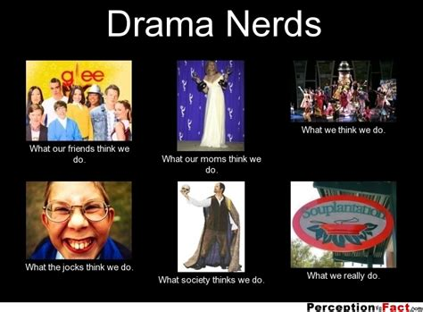 Drama I Like Vs by Drama Nerds What Think I Do What I Really Do