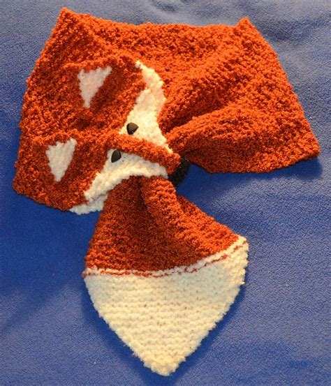 fox pattern pinterest fox scarf knit pattern free mona is something you think