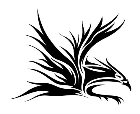 16 tribal animal tattoo designs pictures and photos 16 awesome tribal eagle tattoo only tribal