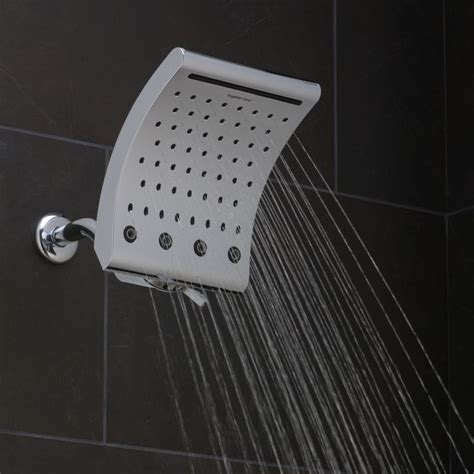 Oxygenic Shower by 1000 Images About Curve On Brushed Nickel