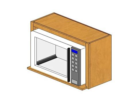 mwo3018pm 12 country oak microwave oven cabinet rta