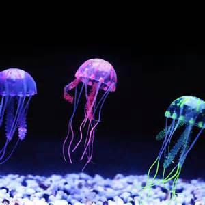 Home » Vivid Artificial Jellyfish Aquarium Design