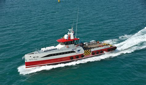 offshore crew boat companies crew supply vessel 3307 for safe transfer of personnel