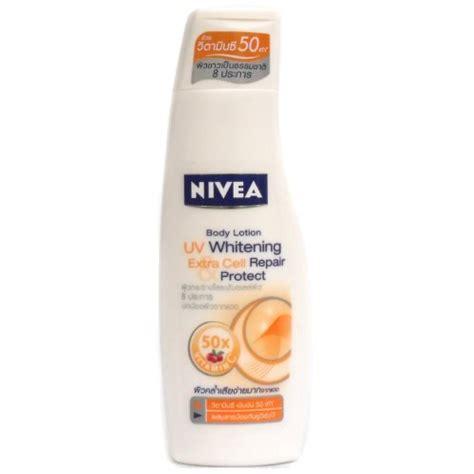 Wajah Nivea Uv Whitening nivea uv whitening cell repair lotion 250ml mayanka make up