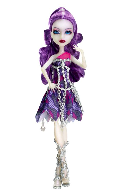 haunted high dolls names spectra vondergeist high characters high