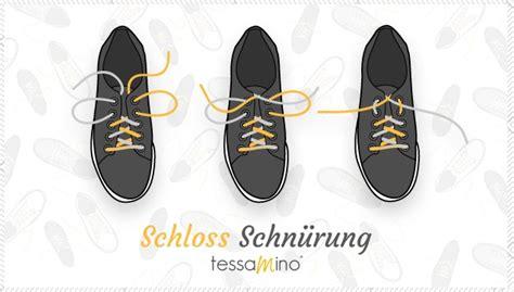 Schuhe Binden Arten by F 252 Nf Sch 246 Ne Und N 252 Tzliche Arten Um Schuhe Zu Binden