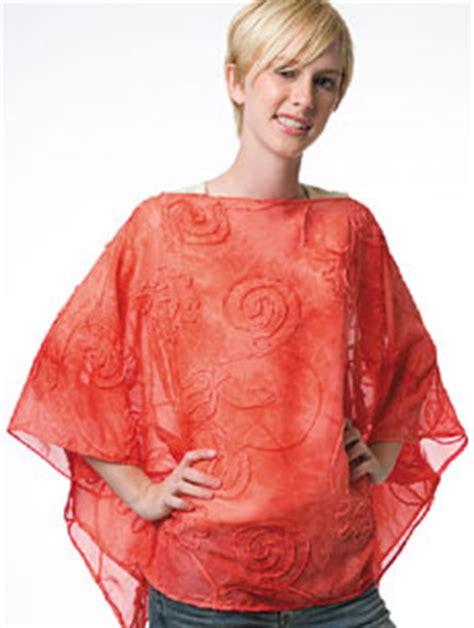 fabric pattern poncho easy fabric poncho from joann at www joann com