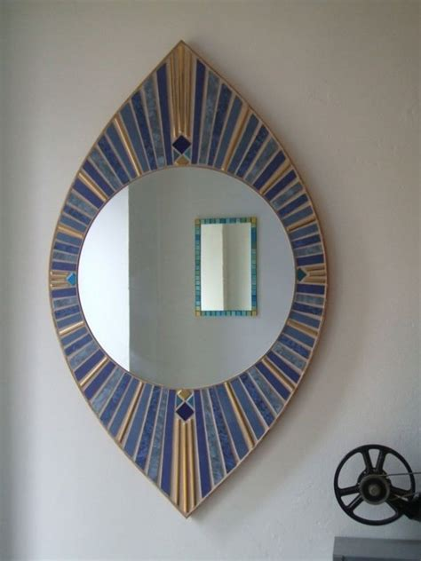 mosaik spiegel mosaik prachtspiegel auge mosaik spiegel