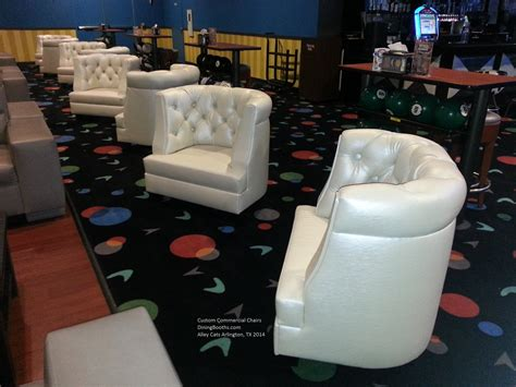 couches in alleys bowling alley furniture