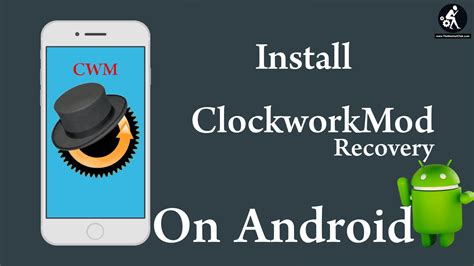 How To Install Clockworkmod Recovery V4 Cwm On Samsung | how to install clockworkmod recovery cwm v5 on samsung
