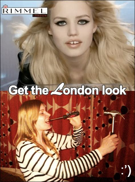 Rimmel London Meme - 32 things british people have to deal with in 2014